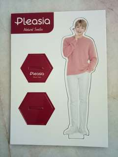 Wanna One Kang Daniel official pleasia standee