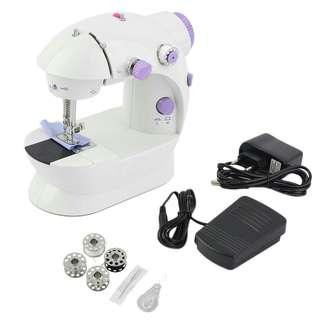 Instock/ready stock : Mini Sewing Machine