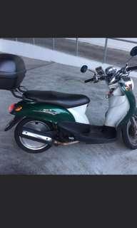 Yamaha Fino 115 (COE renewable) deal fast!