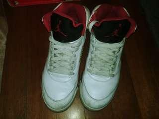 Original Nike Michael Jordan basketball shoes