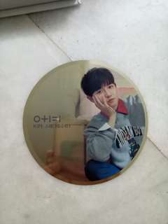 Wanna One kim jaehwan official mirror card