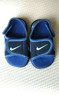 #July70 Original Nike Sandal 6-12M