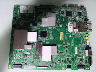 LG49UB8500電視主板
