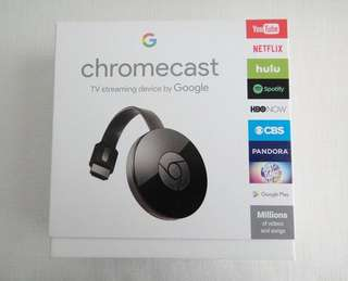 🚚 Chromecast2
