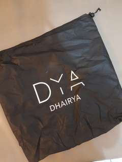 NEW Fergie Black Bag DYA dhairya *rare item*