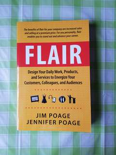 FLAIR (Jim, Jennifer Poage)