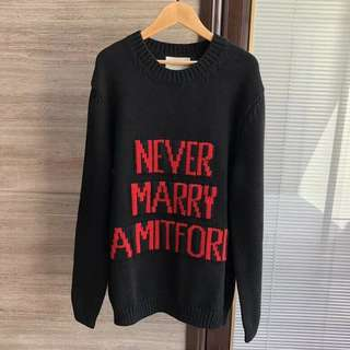 Gucci 新到男女款字母針織衫 SML碼,OS 版