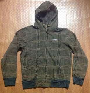 Zoo York Full Zip Hoodie Jacket Authentic