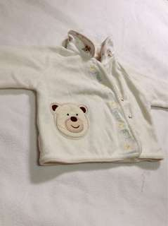 Newborn - 2 months sweater (Unisex)