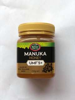 Mother Earth Manuka Honey UMF 5+ UMF麥蘆卡烽蜜