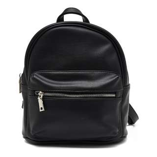 Universal Store Mini Faux Leather Backpack RRP $50