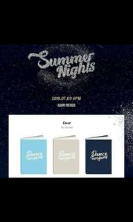 TWICE SPECIAL ALBUM : SUMMER NIGHTS
