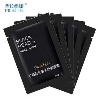 10pcs. Pilaten Black Heads Remover