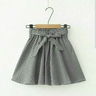 Arc Square Skirt