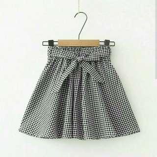 Arc Square Skirt