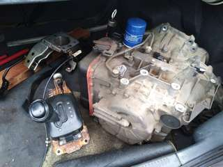 Gearbox mivec ck shiftronic