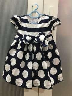 M&co baby girl dress (3-6 mo)