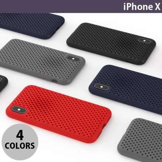 ** Japan AndMesh Breathable iPhone Case **