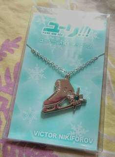 Yuri!!! on Ice - Victor Nikiforov - Charm - Necklace (Frontier Works)