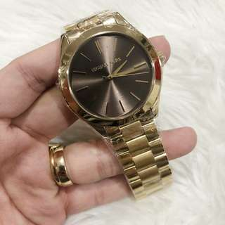 MK RUNWAY SLIM AUTHENTIC WATCH