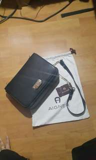 Aigner Lucy Shoulder Bag