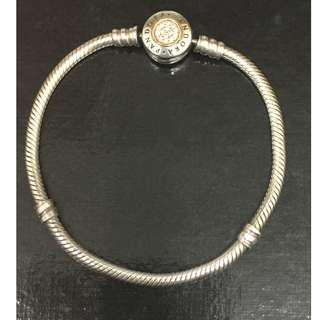 Pandora 2tone bracelet (17cm)