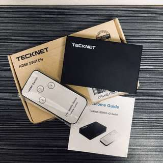 Tecknet HDMI Switch