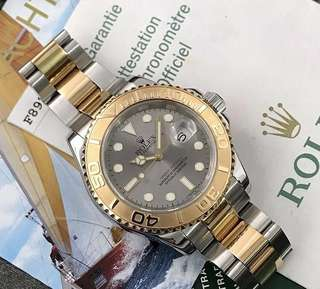 Rolex Yachtmaster 16223- f series 40mm Yacht Master