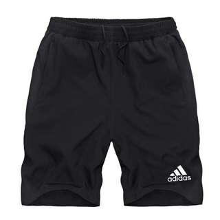 🚚 全新現貨夏季 2018 愛迪達  Adidas 透氣涼感短褲  速乾 彈性 五分短褲
