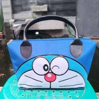 Tas murah Doraemon Bordier