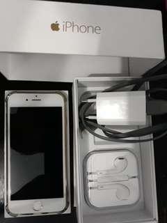 Preloved iphone 6 64GB