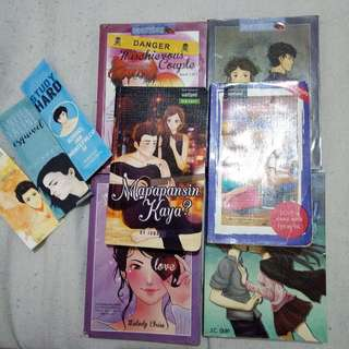 WATTPAD BOOKS (FREE SF WITHIN MNL)