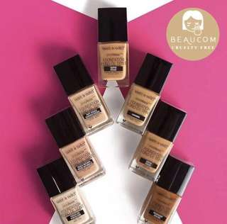 🚚 💕INSTOCK Wet n Wild Photo Focus Foundation