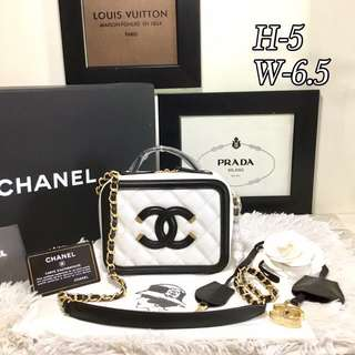 Chanel CC Vanity Bag
