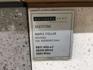 Maple Stellar Silestone
