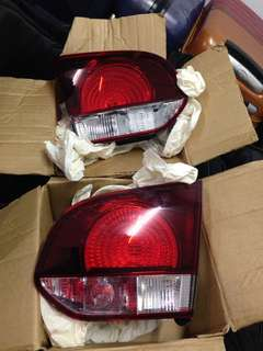 VW GOLF MK6 GTI LH INNER TAILLIGHT