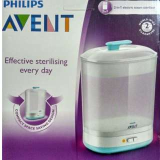 Avent Baby Bottle Sterilzer