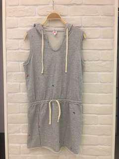 🚚 🇺🇸JuicyCouture運動短洋裝,胸圍:38衣長71cm很新只穿過一次,購買1800