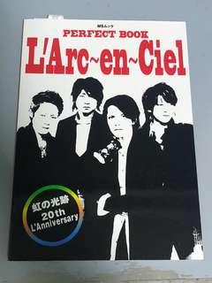 L'arc en Ciel Perfect Book (in Japanese)