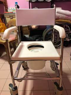 Commode Chair (New)