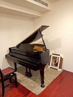 平台 三角 演奏 鋼琴