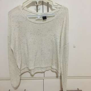 WET SEAL Knit Sweater Top