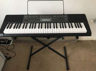 Preloved Casio Keyboard CTK 2200