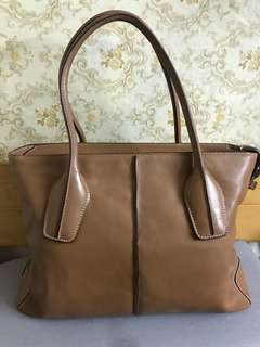 Authentic tod's Bag,75%new, conditions as picture, size 40*28*15cm