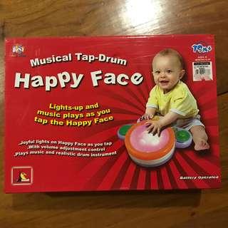 Little Footprint Musical Tap Drum