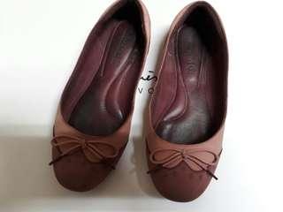 真品 Timberland鞋  娃娃鞋  平底鞋