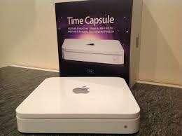 Time Capsule 2TB 802.11 n WiFi Hard Drive