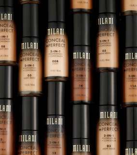 NEW INSTOCK Milani 2 in 1 Conceal + Perfect Foundation