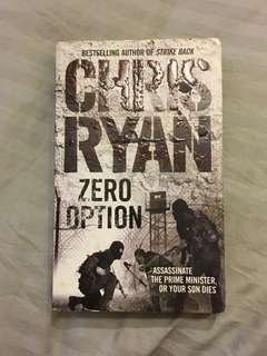 Chris Ryan - Zero Option