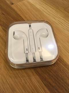 [全新]原裝 iPhone Apple Earpods